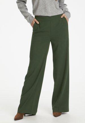 EDDAPW PA EDDAPW - Trousers - rosin