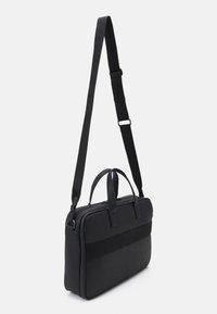 Calvin Klein - LAPTOP BAG - Taška na laptop - black - 1