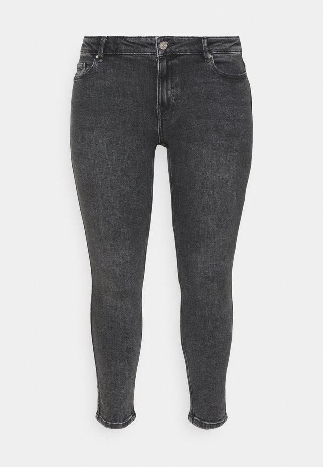 PCLILI  - Jeans slim fit - medium-grey denim