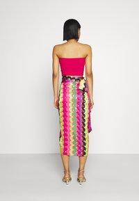 Never Fully Dressed - SUMMER RAINBOW JASPRE - Wrap skirt - multi - 2