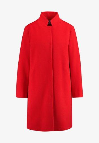 Short coat - chili