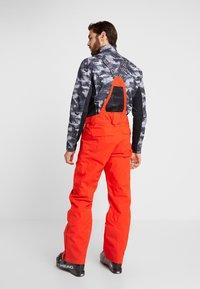 Spyder - DARE - Pantalon de ski - volcano - 3
