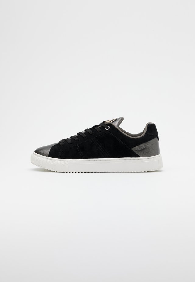 BRADBURY  - Trainers - black/dark silver