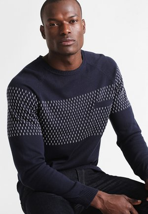 Sweter - dark blue