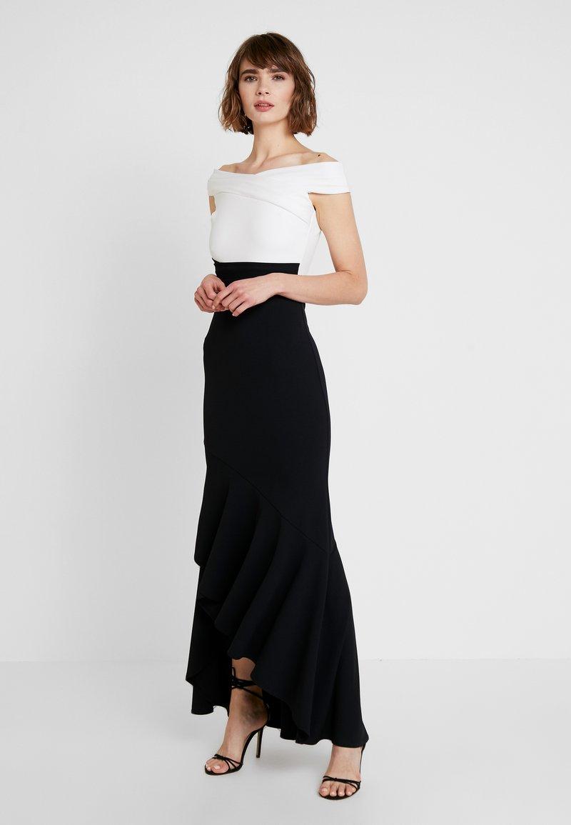 Sista Glam - ELISE - Společenské šaty - monochrome