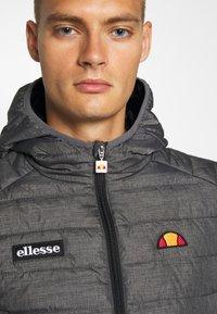 Ellesse - LOMBARDY - Summer jacket - dark grey - 3