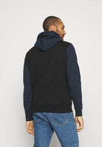 Calvin Klein - COLOR BLOCK HOODIE - Sweat à capuche - blue - 2