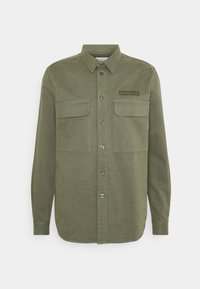 Woodbird - HOXEN WORK SHIRT - Shirt - green - 0