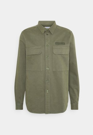HOXEN WORK SHIRT - Shirt - green