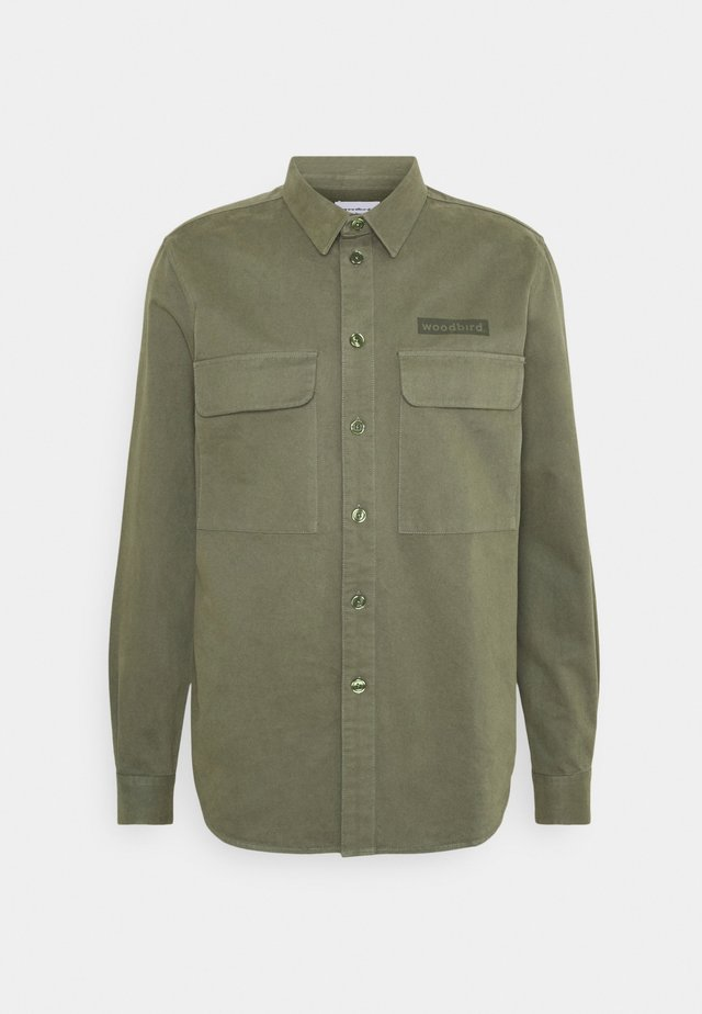 HOXEN WORK SHIRT - Skjorte - green
