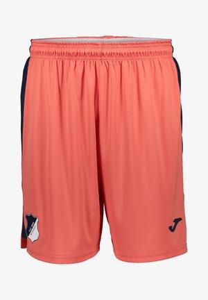 Sports shorts - orangeweiss
