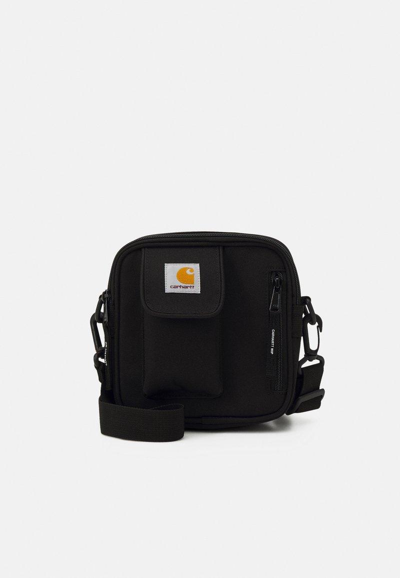 Carhartt WIP - ESSENTIALS BAG SMALL UNISEX - Olkalaukku - black