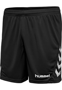 Hummel - 2 PIECE SET - Korte sportsbukser - black - 5
