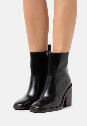 BOOT - Classic ankle boots - perfect black