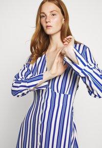 Libertine-Libertine - FLAME - Shirt dress - royal - 4