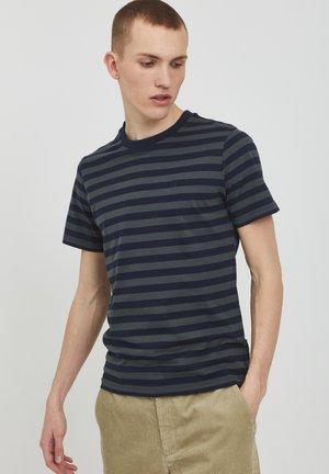 THOR STRIPED Y/D  - Print T-shirt - urban chic