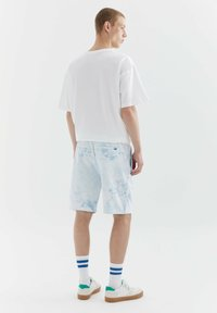 PULL&BEAR - Shorts - blue - 2