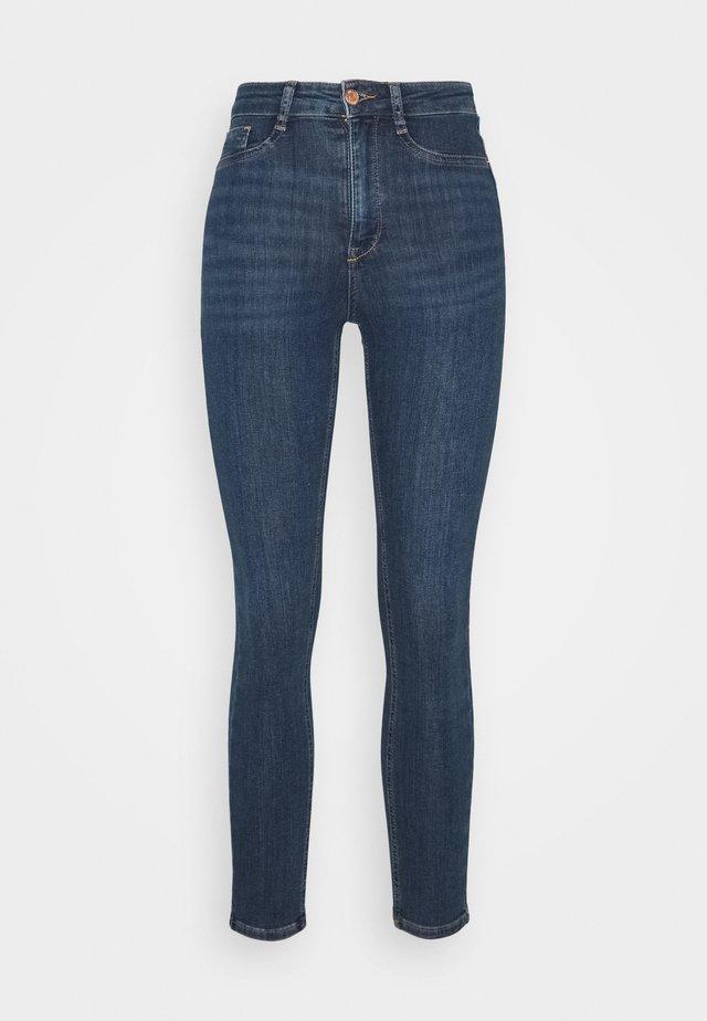 MOLLY PETITE - Jeans Skinny Fit - dark blue