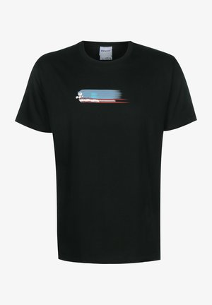 NERMHOG - Print T-shirt - black