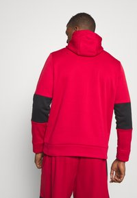 Jordan - AIR THERMA - Hoodie - gym red/black - 2