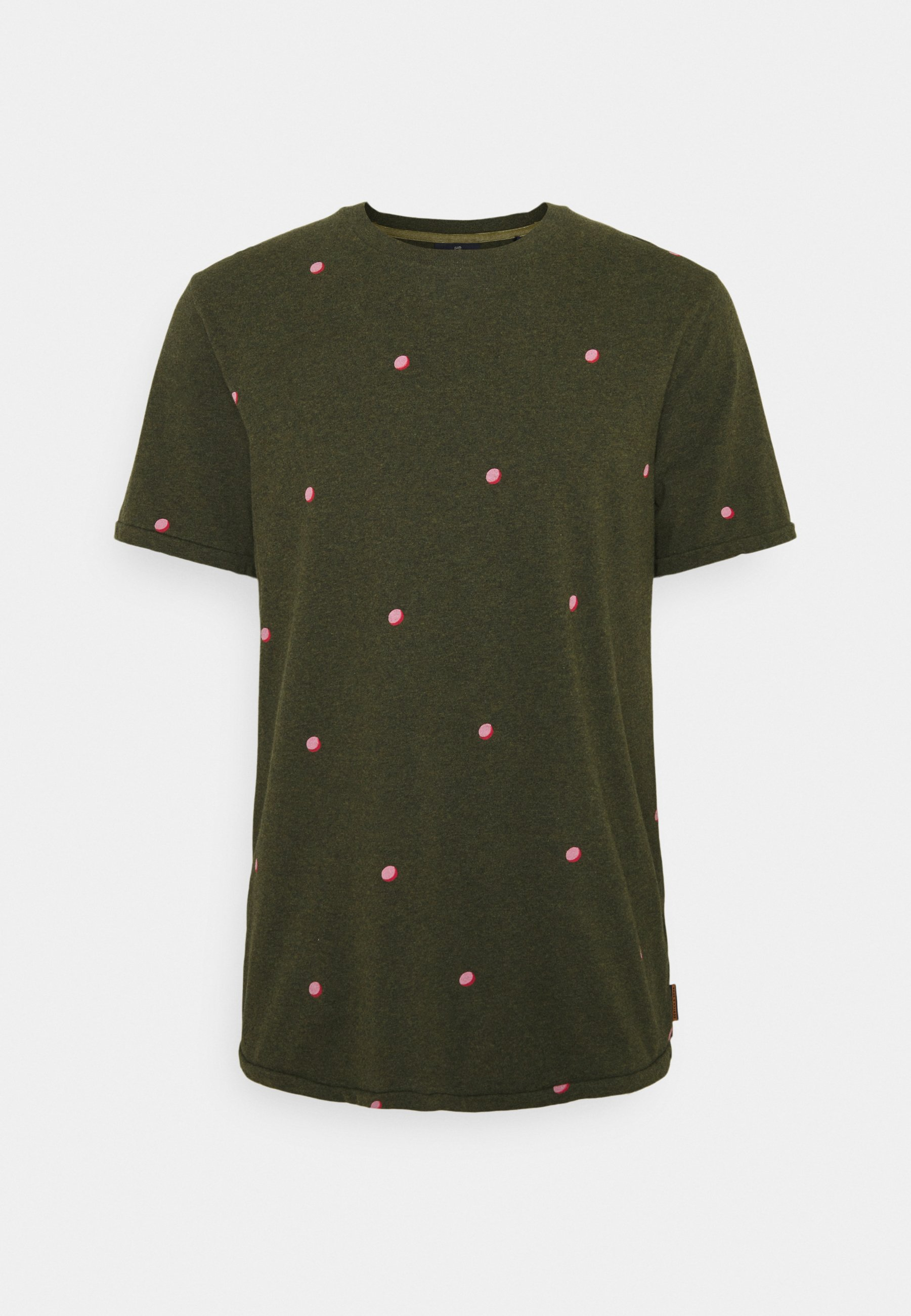 Homme WITH SMALL PRINT - T-shirt imprimé
