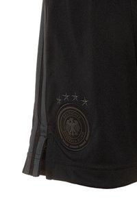 adidas Performance - DFB DEUTSCHLAND A SHO Y - Short de sport - black - 2