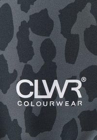 COLOURWEAR - CORK PANT - Snow pants - black - 6