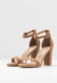 Rubi Shoes by Cotton On - SAN LUIS - High heeled sandals - tan - 4