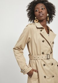 Vila - VIMOVEMENT - Trenchcoat - beige - 3