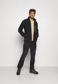 Mammut - INNOMINATA PRO JACKET MEN - Fleece jacket - black - 1