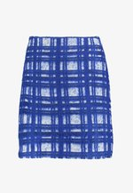 SALLY - A-linjainen hame - royal blue