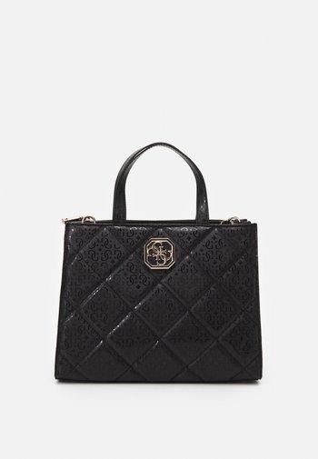 DILLA ELITE SOCIETY SATCHEL - Handbag - black