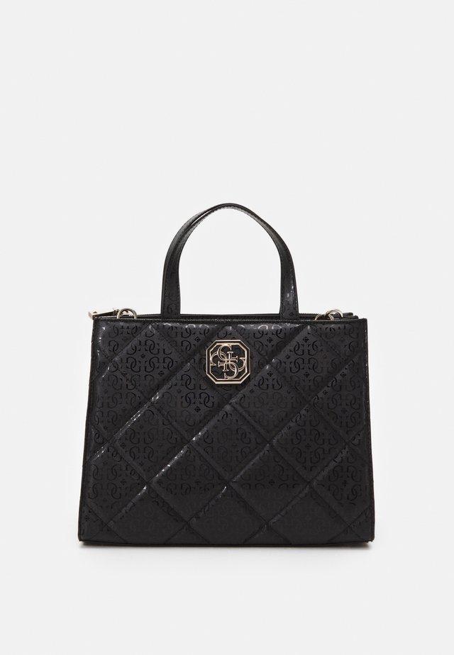 DILLA ELITE SOCIETY SATCHEL - Håndtasker - black