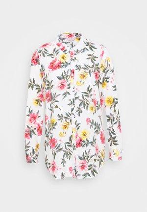 ELVINA - Button-down blouse - cream