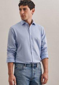 Seidensticker - Shirt - blau - 0