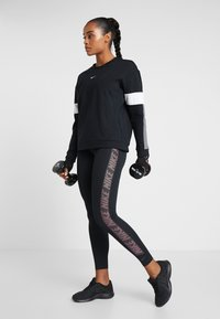 Nike Performance - Tights - black/thunder grey - 1