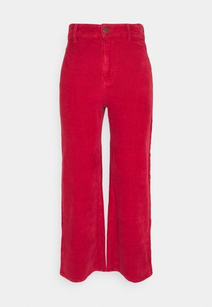 BILLABONG X WRANGLER WILD WEST - Trousers - classic red