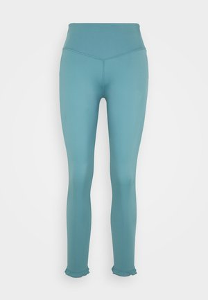 SILHOUETTE  - Leggings - teal