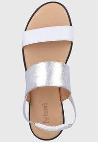 Darkwood - Sandals - silver - 1