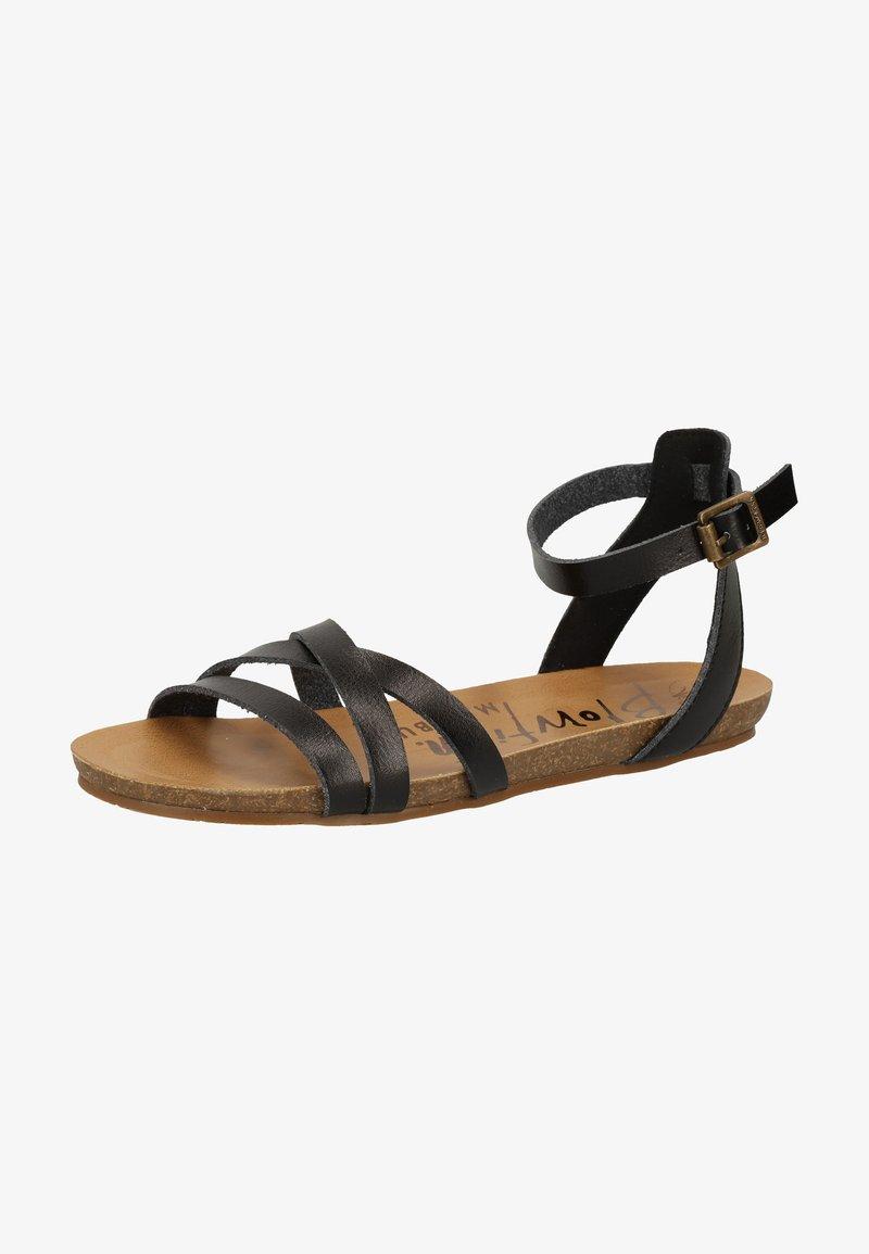 Blowfish Malibu - Ankle cuff sandals - black