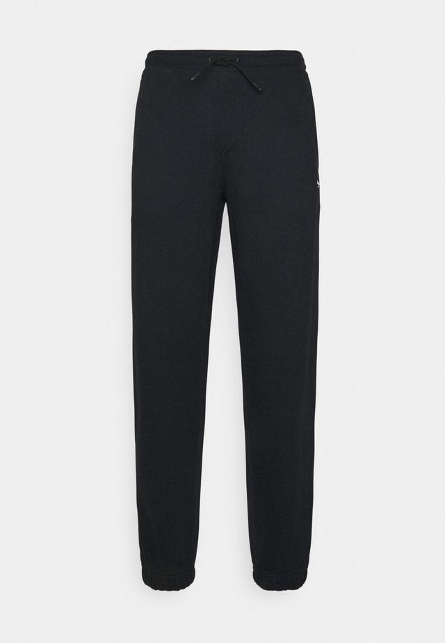 OSLO TROUSER - Trainingsbroek - black