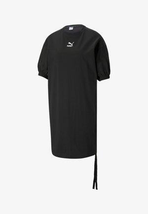 PBAE - Vestito di maglina - black