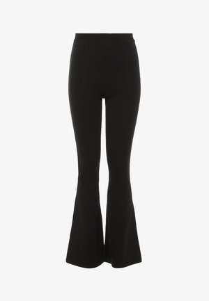 NLFDONNA - Trousers - black