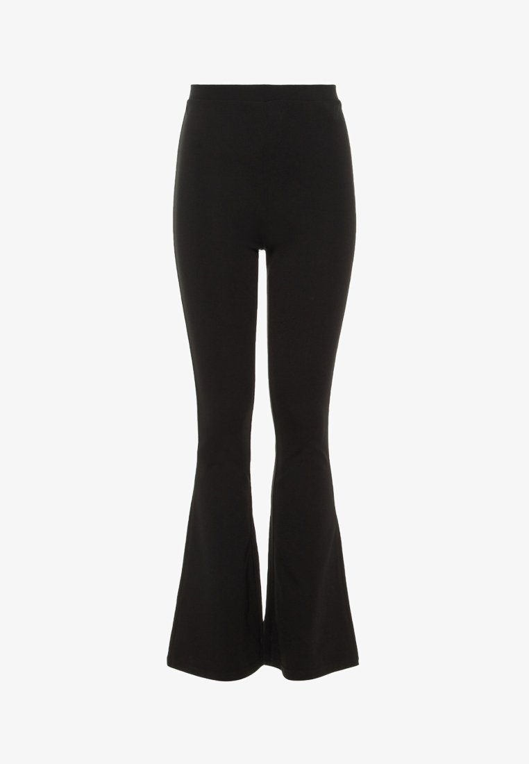 LMTD - NLFDONNA - Trousers - black