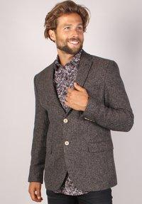 Gabbiano - Blazer jacket - brown - 0