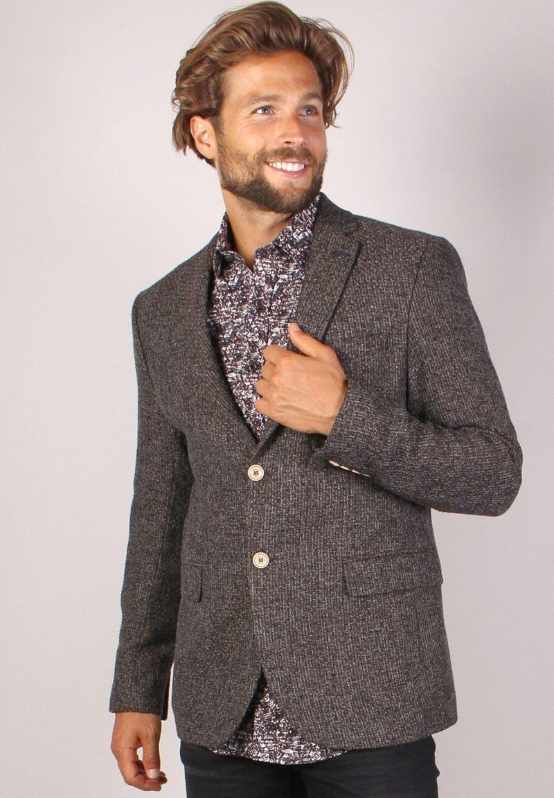 Gabbiano - Blazer jacket - brown