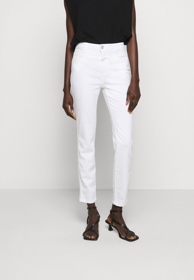 PUSHER - Jeans Skinny Fit - white