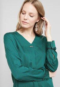 Esprit Collection - BLOUSE - Blouse - bottle green - 4