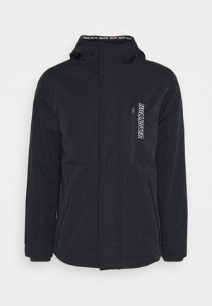 EXTENSION - Lehká bunda - black