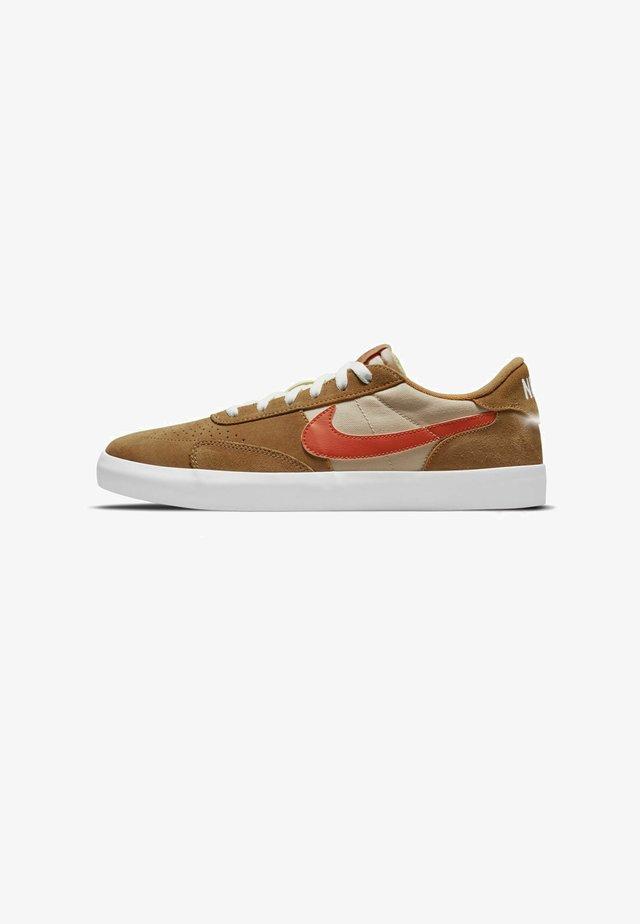Sneakersy niskie - flax/oatmeal/white/college orange